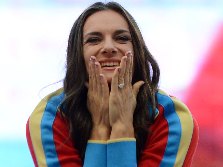 Yelena Isinbayeva: 'I may have been misunderstood'