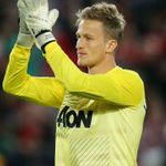 Transfer News: Manchester United keeper Anders Lindegaard not planning to leave