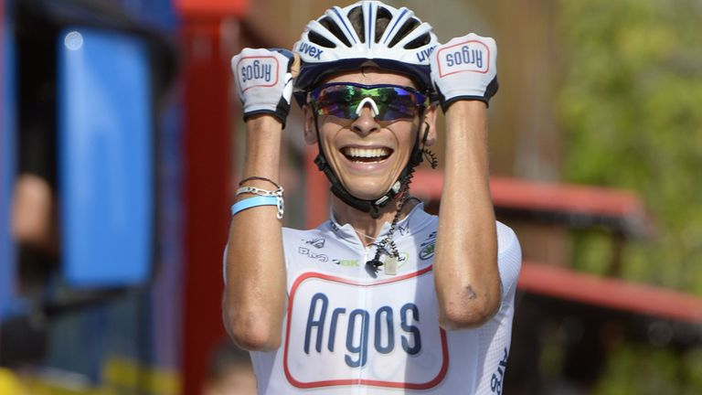 Warren Barguil claimed the biggest win of his career