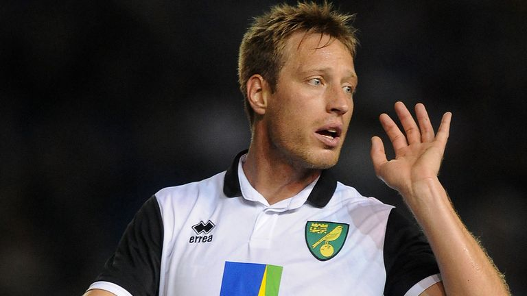 Luciano Becchio: Wanted back at Leeds by Brian McDermott