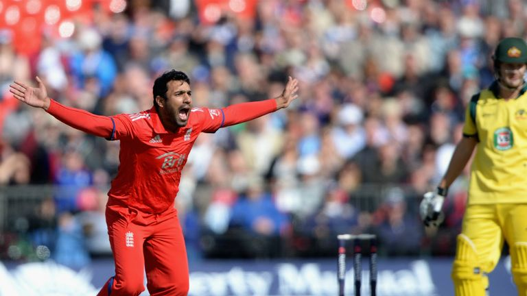 Ravi Bopara: One of the all-rounders bowling for England