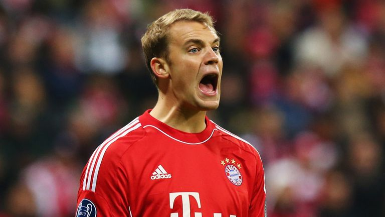 Manuel Neuer: Desperate to play at Wembley next week