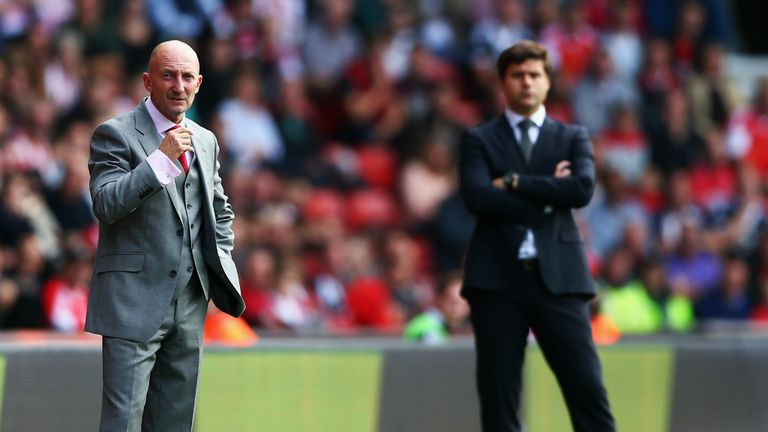 Ian Holloway: Felt scoreline flattered Southampton