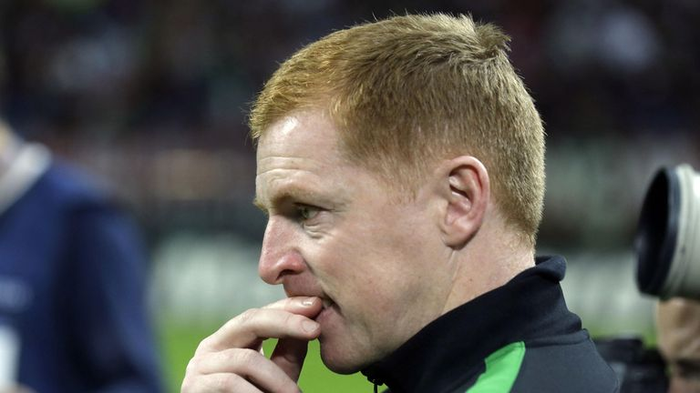 Neil Lennon: plenty to ponder