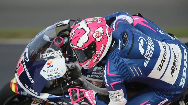 Aleix Espargaro: Teaming up with Colin Edwards at Forward Yamaha
