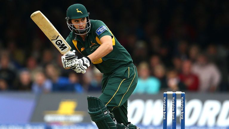 Alex Hales: Considered full-time career as freelance Twenty20 player