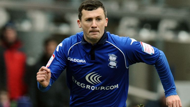 Paul Caddis: Defender has joined Birmingham on permanent deal from Swindon