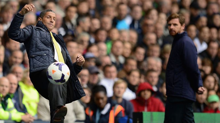 Chris Hughton: Keen for Norwich to bounce back after losing to Tottenham