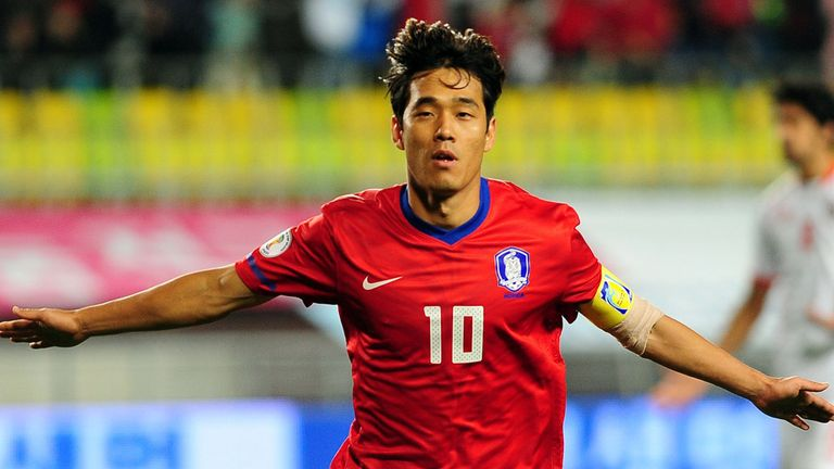 Park Chu-Young: Earned himself a call-up to the South Korea national side