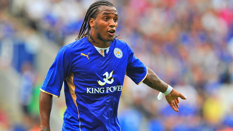 Neil Danns: Leicester midfielder reunited with Bolton boss Dougie Freedman