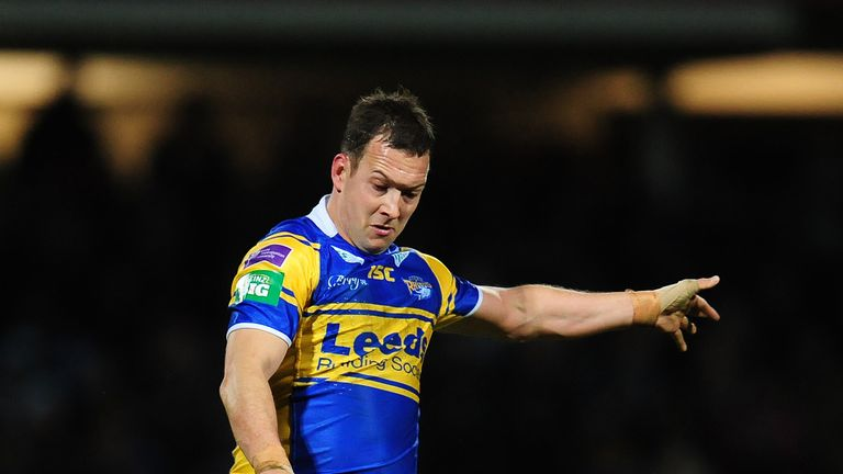 Danny McGuire: Insists Leeds are relishing Friday's trip to Wigan, live on Sky Sports