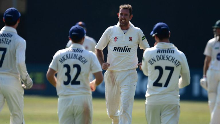 David Masters: Produced a season's-best haul of 6-41 against Kent