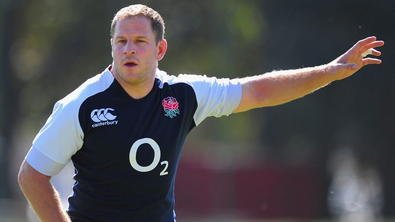 David Paice: Has extended his contract with London Irish until 2017