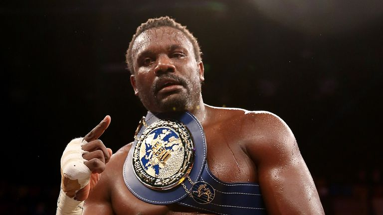 Chisora: Back in form and preparing for his fourth fight of the year