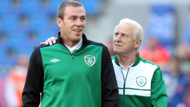 Richard Dunne: QPR displays have earned him an Ireland return