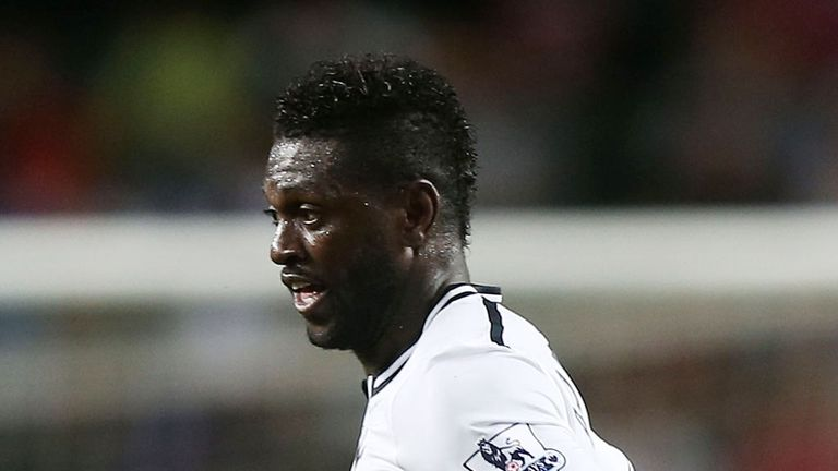 Emmanuel Adebayor: Loan target for QPR