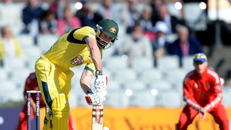 Shaun Marsh: Returning home this week for treatment