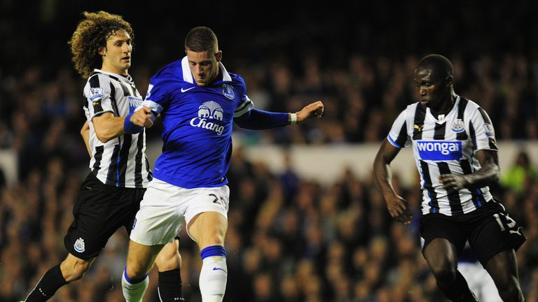 Ross Barkley: Praised by manager Roberto Martinez