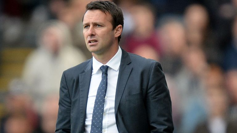 Dougie Freedman: Defends Andy Lonergan