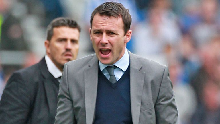 Dougie Freedman: Planning for the future