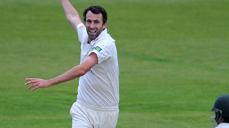 Graham Onions: Durham bowler is leading first-class wicket taker in the country