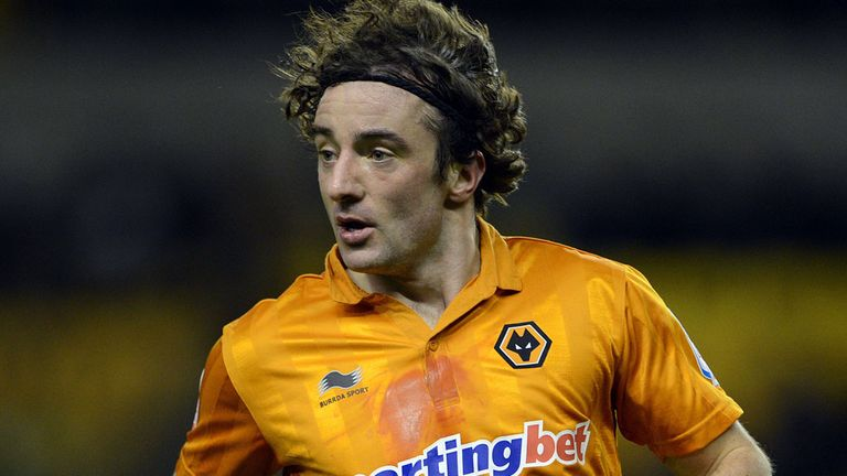 Stephen Hunt: Former Wolves winger failed to sign a deal at Blackpool