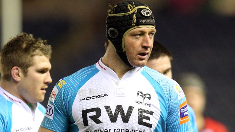 Ian Gough: Excited to be returning to Welsh rugby
