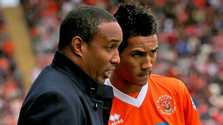 Paul and Tom Ince have been pivotal in Blackpool's rise