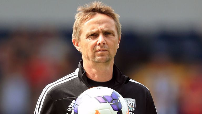 Kevin Keen: West Brom assistant boss has his sights on a cup run