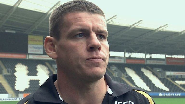 Lee Radford: Says rivals Hull KR will be the favourites to win on Saturday