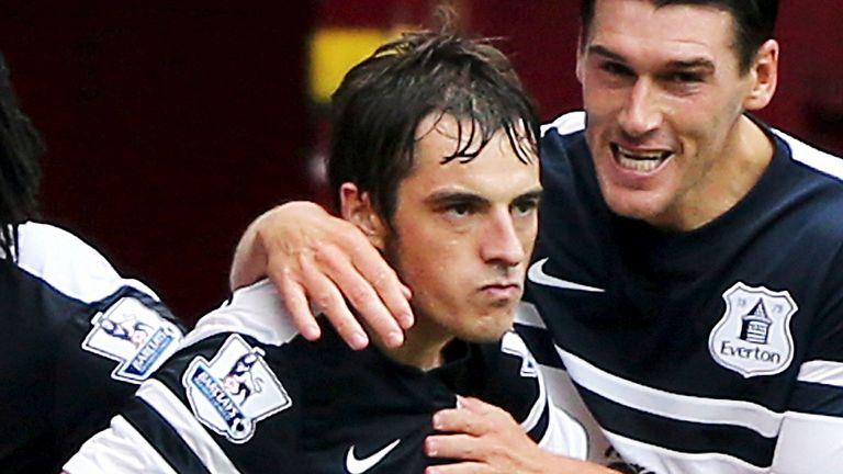 Leighton Baines: Everton's free-kick hero at West Ham