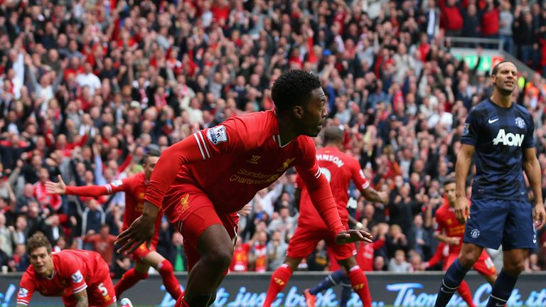Daniel Sturridge: Played with a thigh problem in 1-0 win over Manchester United