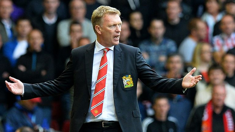 David Moyes: Happy with how Manchester United played against Liverpool