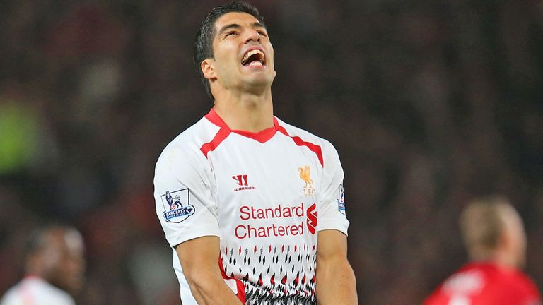 Luis Suarez: Liverpool striker set to hold talks over a new contract in June 2014