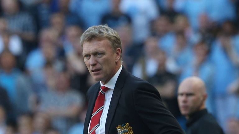 David Moyes: Frustrating afternoon for United boss