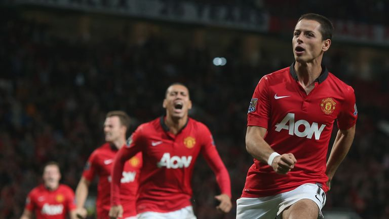 Javier Hernandez: Manchester United striker wants starting spot