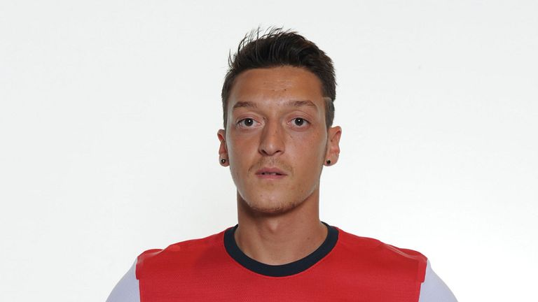 Mesut Ozil: Arsenal's record signing after joining on deadline day