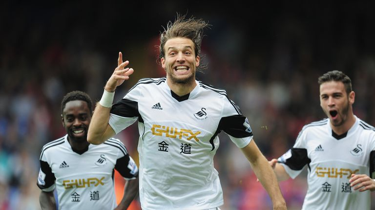 Michu: Preferred to more established names as David Villa's replacement