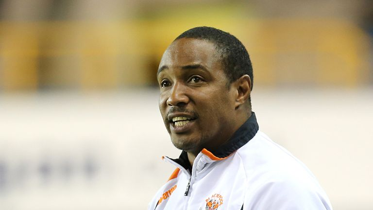 Paul Ince: Five-game stadium ban