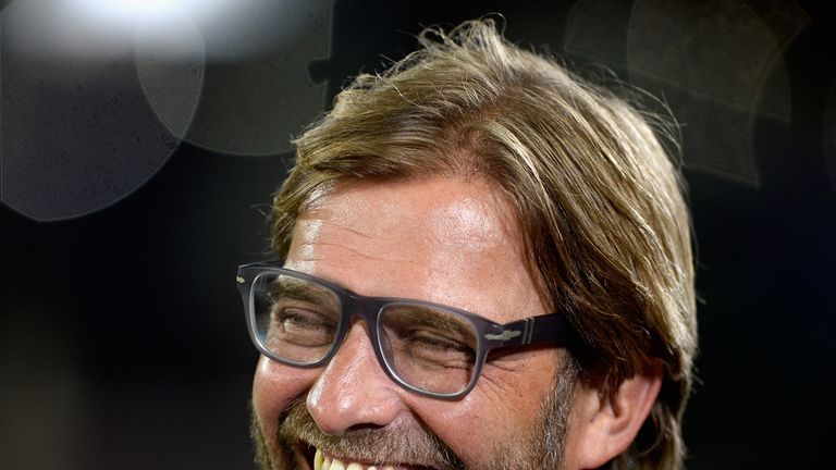 Jurgen Klopp: Will face Schalke this weekend