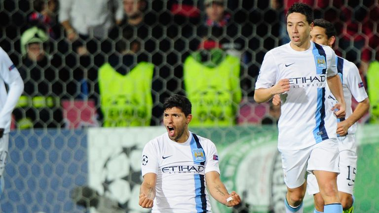 Highlights of Matchday 5 include Manchester v Plzen.