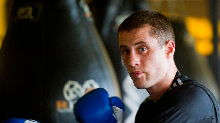 Ricky Burns: Blurring handspeed, according to trainer Billy Nelson