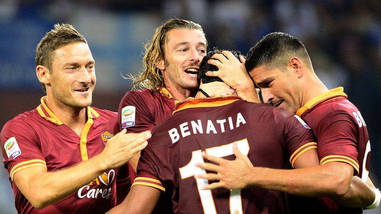 Roma: Looking to maintain their form against Bologna