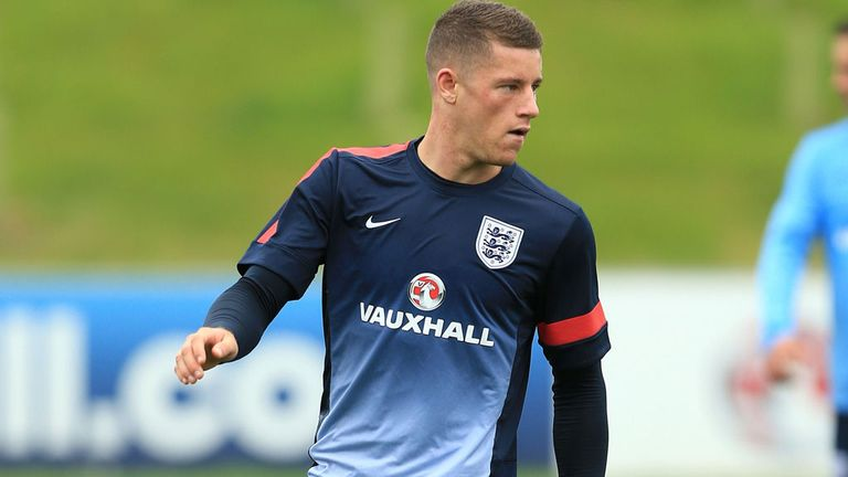Ross Barkley: Delighted with England call-up