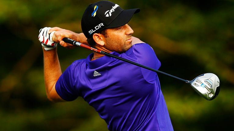 Sergio Garcia retains his lead in Boston, thanks to third round 65