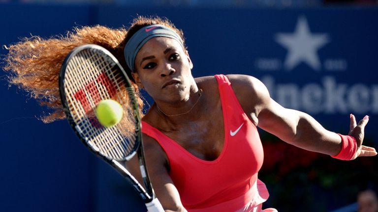 Serena Williams: Back into the US Open final