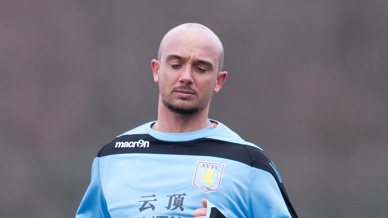 Stephen Ireland: Aston Villa midfielder has joined Stoke on loan