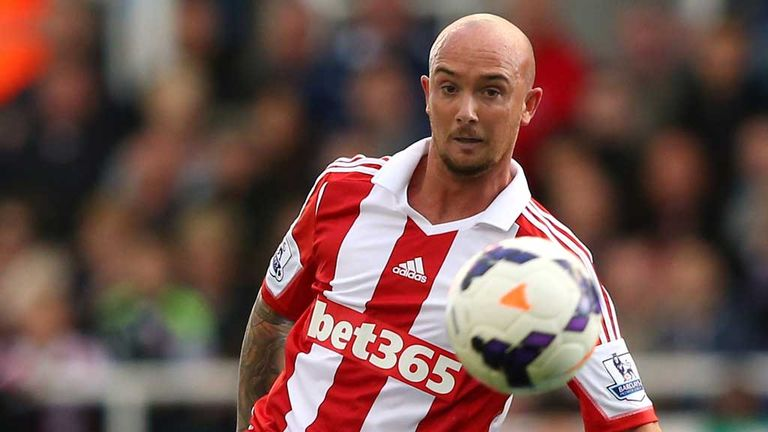 Stephen Ireland: Barred from facing Villa
