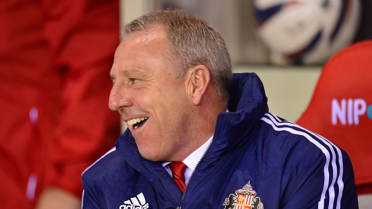 Can Kevin Ball inspire Sunderland? Yes, but not enough, says Merse