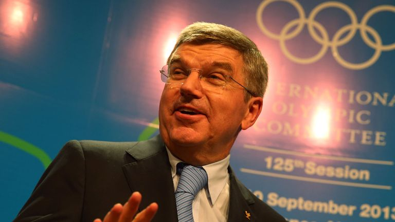 Thomas Bach: IOC president heading to Brazil early in 2014